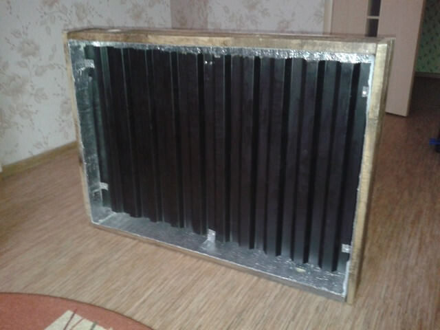 Воздушный солнечный коллектор устройство схемы конструкции