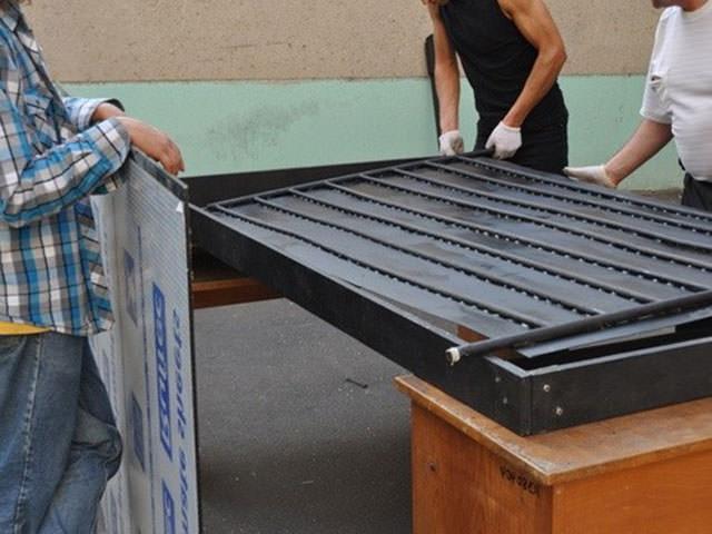 Как сделать солнечный коллектор своими руками видео