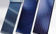 Плоские и вакуумные солнечные коллекторы