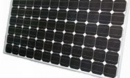 Монокристаллическая солнечная батарея